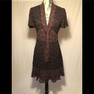 Michael Kors Tie Neck Dress